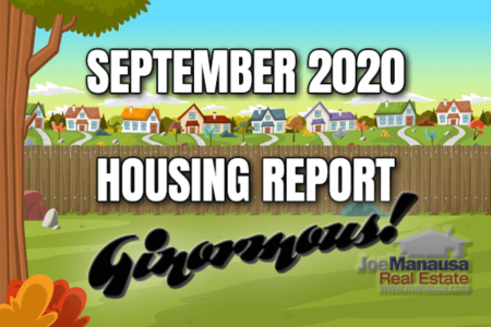 Housing Market September 2020: Ginormous Report & Video