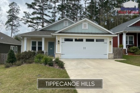 Tippecanoe Hills Listings And Home Sales Report September 2020