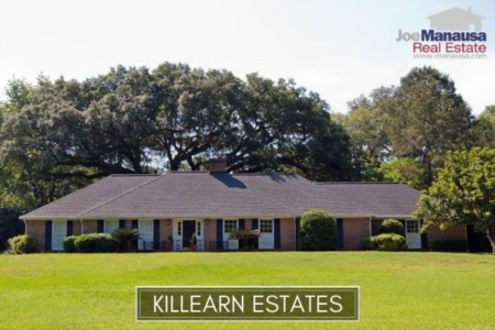 Killearn Estates Homes For Sale With Report September 2020