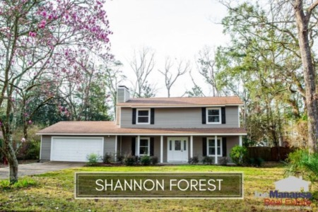 Shannon Forest Listings And Sales Report September 2020