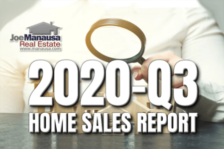 3rd Quarter 2020 Home Sales Report Is Stronger Than You Might Imagine