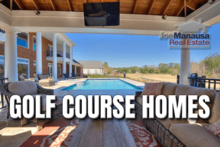 4th Quarter Blowout Sale On Golf Course Homes