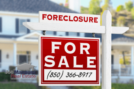 Tallahassee Foreclosure List Is Shrinking