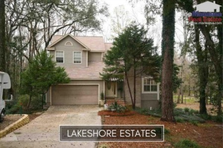 Lakeshore Estates Listings And Home Sales Report October 2020