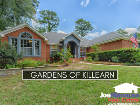Gardens Of Killearn Listings And Home Market Report October 2020