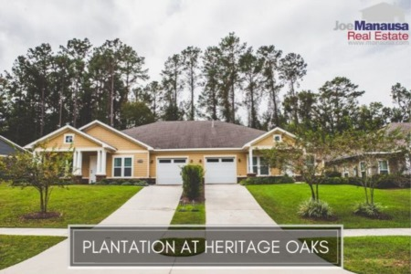 Plantation At Heritage Oaks Listings & Report October 2020