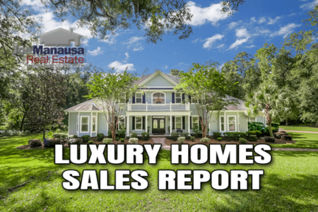 Luxury Homes Sales Report October 2020