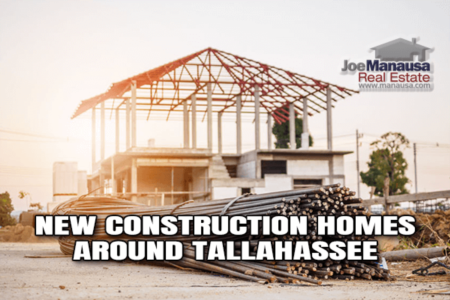 Where To Buy New Construction Homes Around Tallahassee
