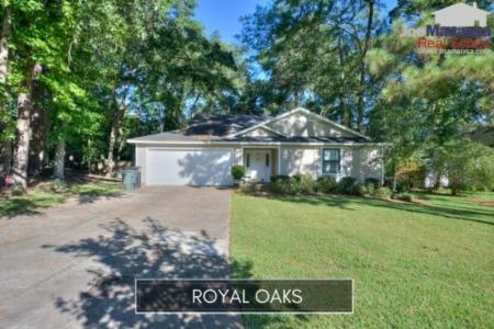 Royal Oaks Home Listings And Sales Report November 2020