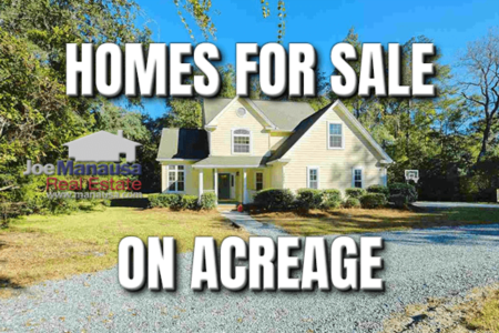 Land Ho! Shop Here For Homes For Sale On Acreage