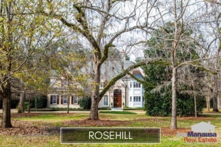 Rosehill Home Listings and Sales Report December 2020