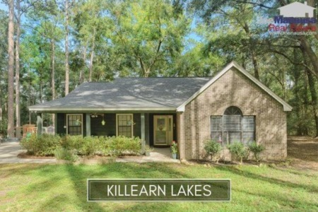 Killearn Lakes Plantation Listings And Home Sales November 2020