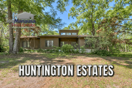 Huntington Estates Listings and Sales Report December 2020