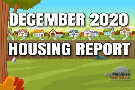 December 2020 Housing Market Update