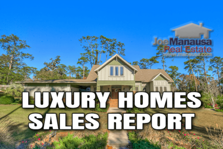 Luxury Home Sales Report December 2020