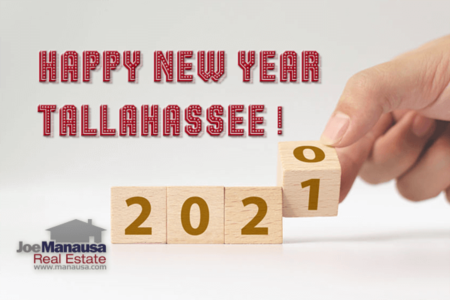 Happy New Year Tallahassee 2021