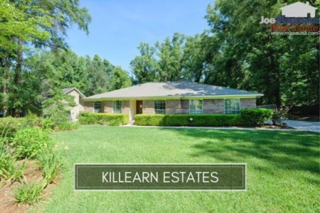 Killearn Estates Listings And Sales January 2021