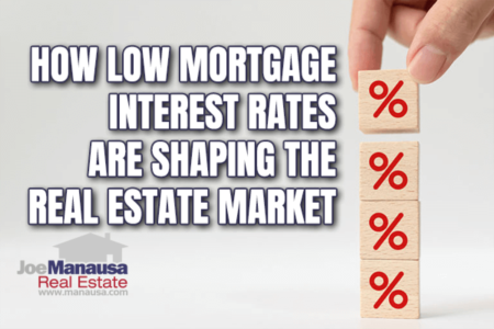 How Low Mortgage Interest Rates Are Shaping The Real Estate Market