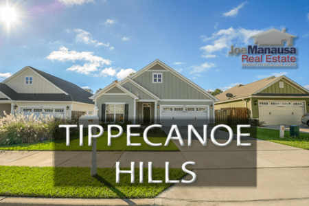 Tippecanoe Hills Listings And Sales January 2021