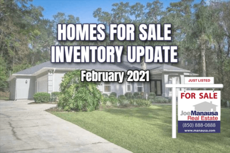 Real Estate Supply And Demand Update February 2021