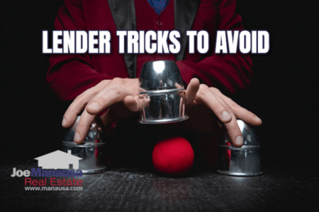 Don't Let These Mortgage Lender Tricks Fool You!