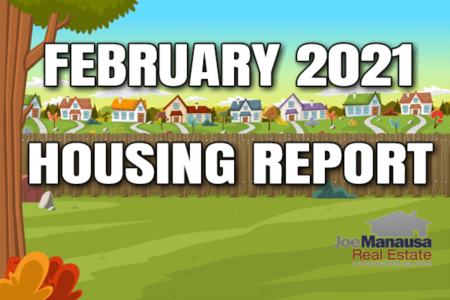 Monthly Housing Report February 2021