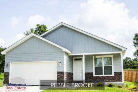 Pebble Brooke Listings & Home Sales February 2020