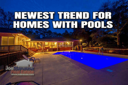 Last Chance For Winter Prices On Homes With A Swimming Pool
