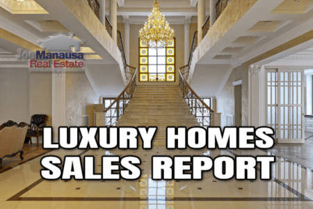 Luxury Home Sales Report March 2021