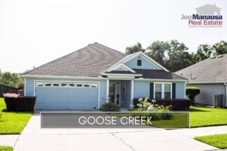 Goose Creek Listings & Real Estate Market Report February 2021