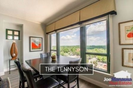 The Tennyson Condominium Listings And Sales Report March 2021