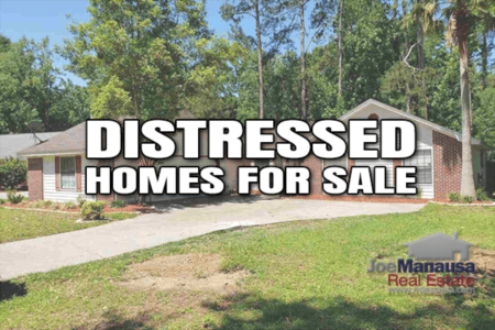 Only 8 Distressed Properties For Sale In Tallahassee Today