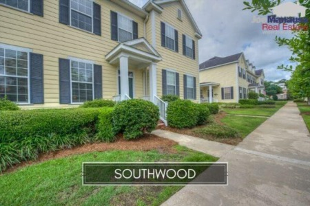 Southwood Real Estate Sales Report March 2021