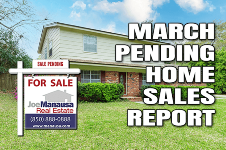 Pending Home Sales Report March 2021