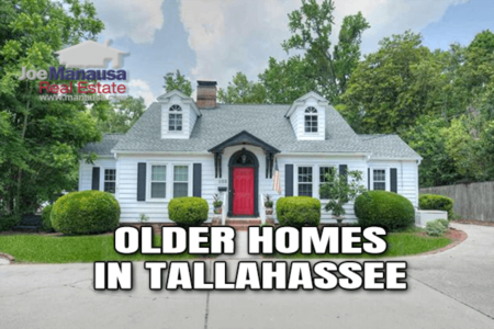 The Amazing Truth About Older Homes In Tallahassee