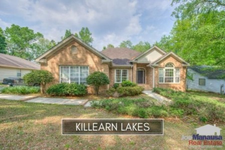 Killearn Lakes Plantation Listings And Home Sales Report March 2021