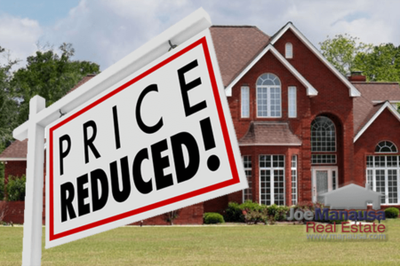 Homes Sellers That Just Dropped Their Asking Prices