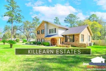 Killearn Estates Listings & Real Estate Report April 2021