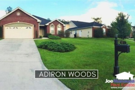 Adiron Woods Listings And Sales Report April 2021