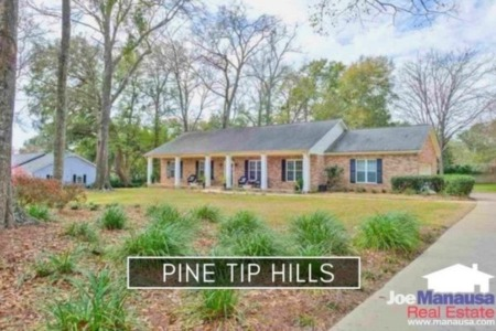 Pine Tip Hills Listings And Real Estate Report April 2021