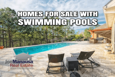 Pool Homes Are Getting Hard To Come By