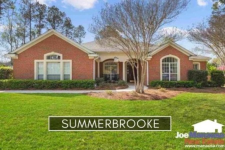 Summerbrooke Listings & Home Sales Report April 2021
