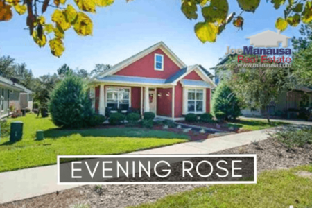Evening Rose Listings And Home Sales June 2021