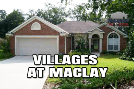 Villages At Maclay Listings And Sales Report May 2021