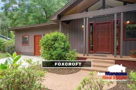 Foxcroft Listings And Home Sales Report June 2021