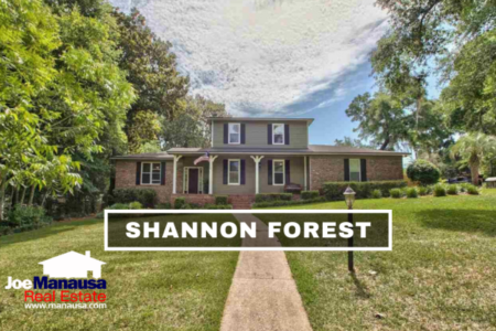 Shannon Forest Listings And Housing Report June 2021