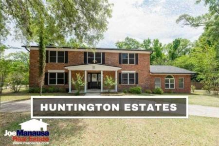 Huntington Estates Housing Report June 2021
