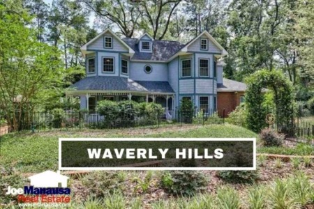 Waverly Hills Listings And Home Sales Report June 2021