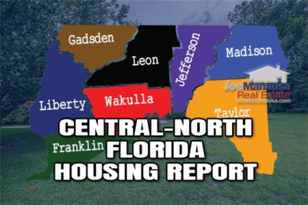 Average Home Prices In Central North Florida Are Rising