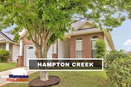Hampton Creek Listings And Housing Report June 2021